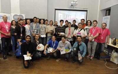 Pi-U : le robot premier prix du Hackathon Objets Connectés Montpellier 2014