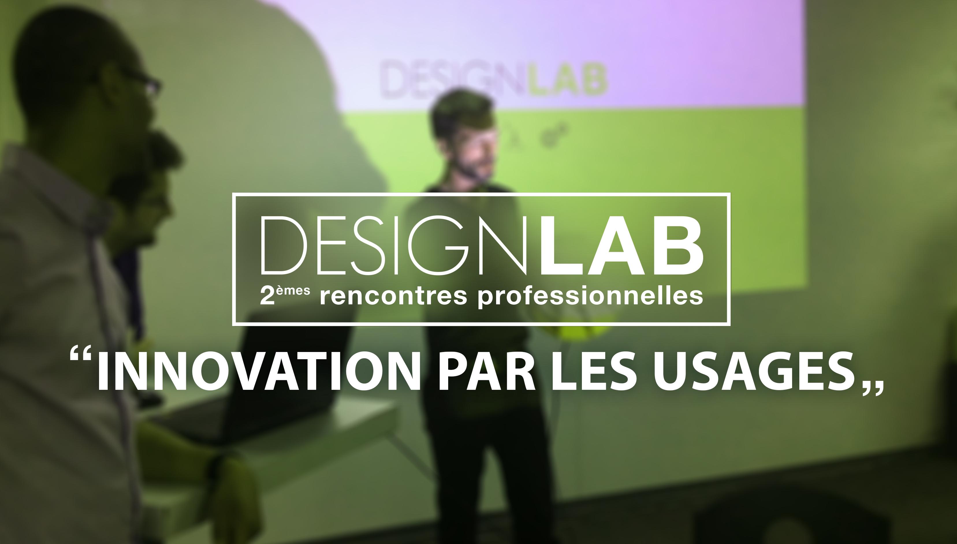 designlab 2 - innovation par les usages