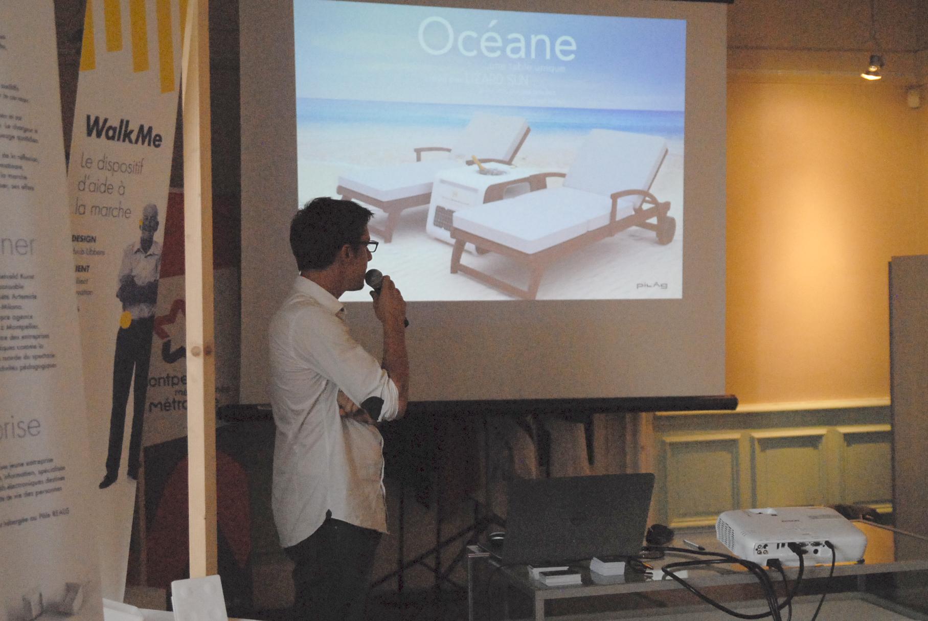 Pilag - WIDD présentation oral de la table océane