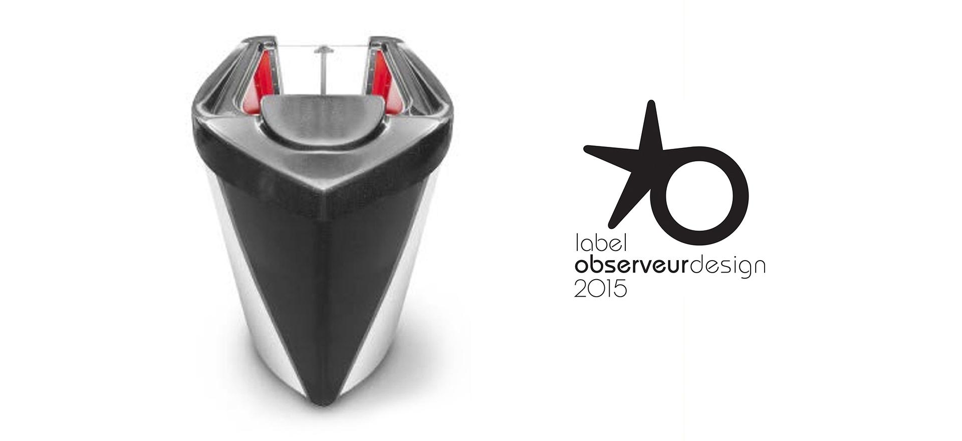 Pilag - Aquaslim Label observateur design