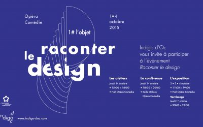 Raconter le design #1 : l'Objet