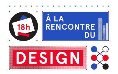 «A la rencontre du Design» à Montpellier le 21 mai 2015