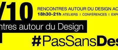 Rencontres Design Acte II : rejoignez l'équipe de PILAG !