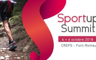 Sportup Summit 2018 : PILAG parmi les coaches