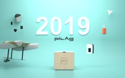 Nous vous souhaitons une excellente année 2019 !