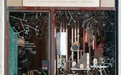 Les «WOODIES» en vente chez le «Graphitecte»