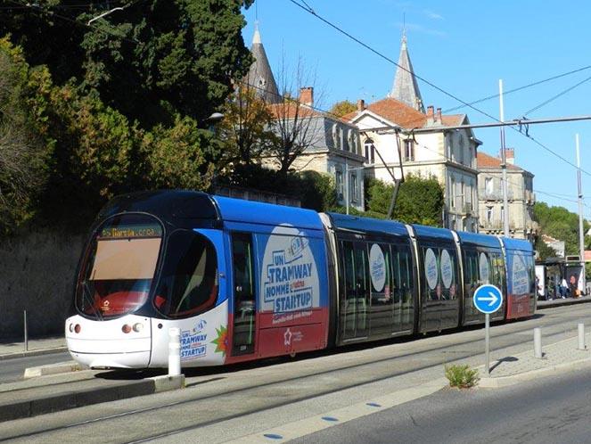 UTNS un tramway nomme startup coaching montpellier